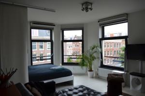 Airbnb stay #1 - Amsterdam